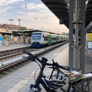 自転車旅行記 along ライン川 計画