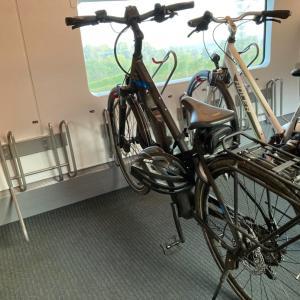 自転車旅行記 along ライン川 Day1