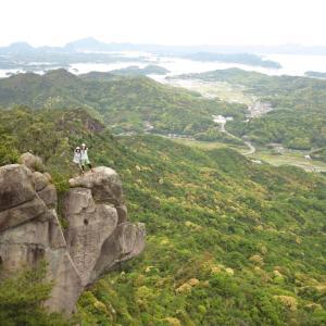 気軽に登って絶景を楽しめる 太郎丸嶽・次郎丸嶽 in熊本天草