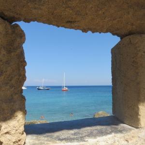 お家で世界一周旅64【ロドス島とエーゲ海とご飯と】