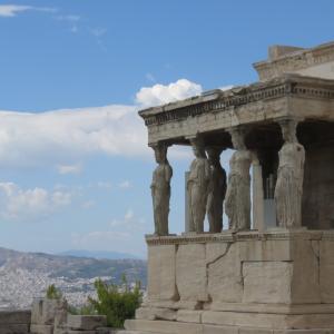 お家で世界一周旅72【パルテノン神殿へ!アテネ in Greece】