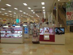 百貨店の化粧品売り場が「1階にある」理由は?