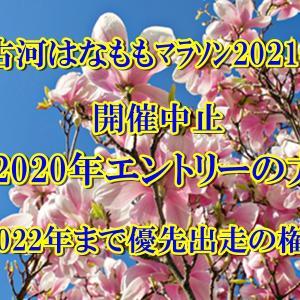 サンスポ古河はなももマラソン2021年も中止!開催は2022年3月