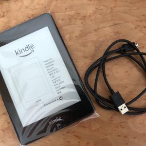 紙の本には戻れない?Amazonの「Kindle Paperwhite」の紹介![レビュー]