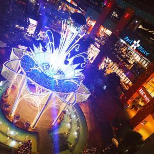 【パークプレイスクリスマス 2020】幻想的なパークのイルミネーション!お買い物と一緒にどうぞ♪(12/25まで)