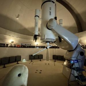 【国東市 梅園の里 天球館】県内最大級の天体望遠鏡!インスタ映え間違いなしの星空観賞☆