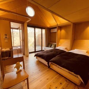 【竹田市 クアパーク長湯】クアホテルを探索!宿泊で利用出来るお部屋を見せてもらいました♪(宿泊編)