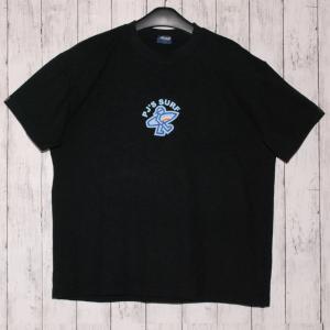 PJ'S SURF ピージェーズサーフ サーフTシャツ XLサイズ ゆるダボ