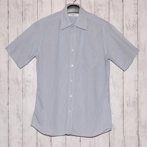 LAUTREAMONT MEN ロートレアモン メン ストライプシャツ 半袖