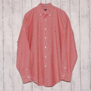 RALPH LAUREN ラルフローレン ボタンダウンシャツ Lサイズ メンズ