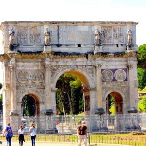 コンスタンティヌス帝の凱旋門