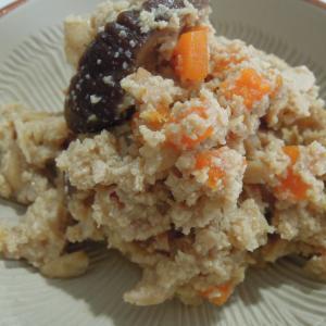 おからの煮つけ と外国人ウケする日本食。