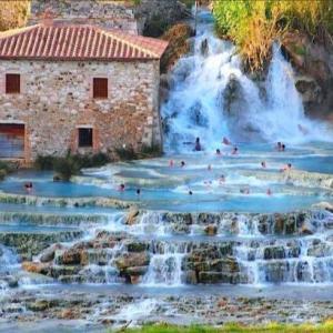 ローマから日帰り、サトゥルニア温泉の旅
