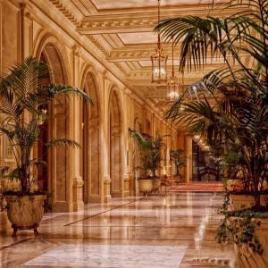 ローマ:  ため息の出る超高級ホテル