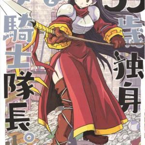 【感想】33歳独身女騎士隊長。(~2巻まで)