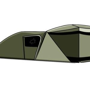 ロゴス最新ドームテント「neons PANELダブルリビングドーム」の押さえておきたい7つのポイント