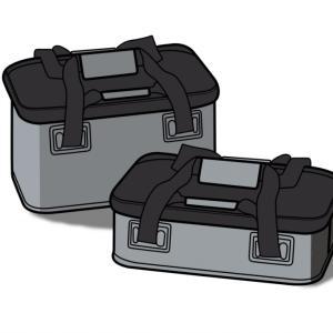 スノーピークのIGTに収納を追加するなら「ウォータープルーフユニットギアバッグ」もおすすめ
