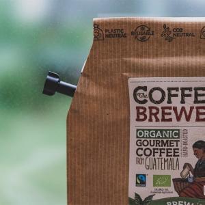 【コーヒー好き必見】ゴミ袋はもういらない! 淹れるも簡単片付けいらずのコーヒーブリュワー紹介