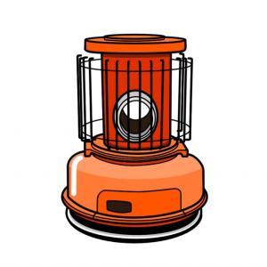 Sengoku AladdinとBEAMSコラボのポータブルガスストーブが茶色とオレンジで登場