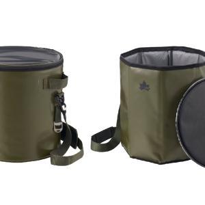 ロゴスの新作ソフトクーラー「防水ドラムパーティークーラー」と「防水たためるアースクーラー」を徹底比較