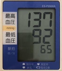 373日目(なんだか血圧が高い!?)