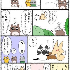 ネコ太の冒険71…まっくろけ