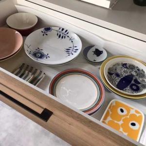 食器の整理