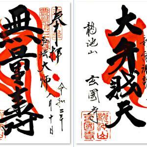玄国寺の御朱印(東京・新宿区)〜センスの良さが止まらない庭を維持するのは誰?