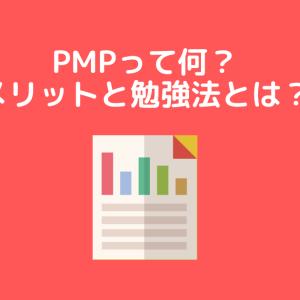 【初心者向け】PMPって何?資格取得によるメリット【経験談】