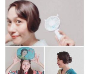 保護中: 【限定】リクエスト記事~昭和初期の後ろ髪のまとめ方~