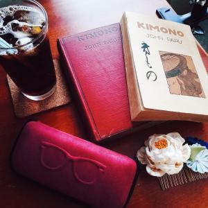 【挑戦】英語版「しらべ着モノ.coma」☆「Newborn kimono- Adventure in a nostalgic book-」☆