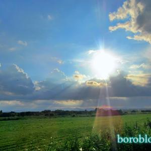 ロードバイクが見せてくれる空がとても美しい今日この頃