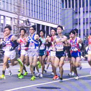 【箱根駅伝往路お疲れさまライド】ありがとう大きな力をもらったぞ!さて走ってくるか。