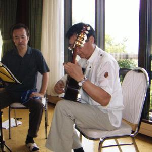 (ギター履歴書49話)'2007サラバンドに挑む 発表会とサマーキャンプIN鬼首 その3