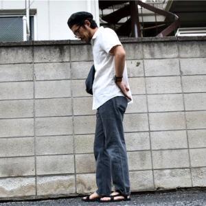 軽快な近所履きとして履き倒せるTeva(テバ)のサンダル