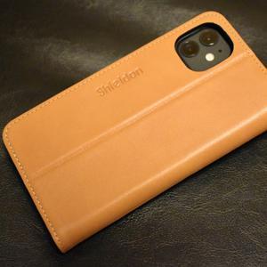 iPhone 11用にShieldonのレザーケースを購入【革小物】