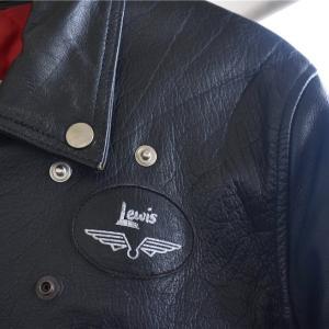 15年愛用中の名品。Lewis Lether(ルイスレザー)×Paul Smith(ポール・スミス)のダブルライダースジャケット