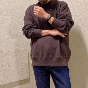 ユニクロのスウェットシャツを3XLで【UNIQLOメンズ】