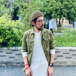 【ボーイスカウトシャツ】一枚でもレイヤードでも使える手頃なヴィンテージ【アメカジ古着】