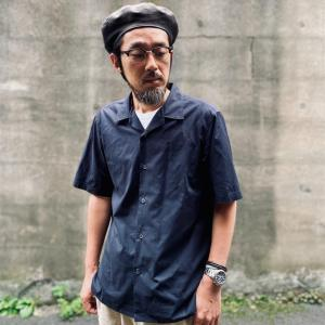 レーヨン混でツラの良いUNIQLOのオープンカラーシャツ【ユニクロ購入品レビュー】