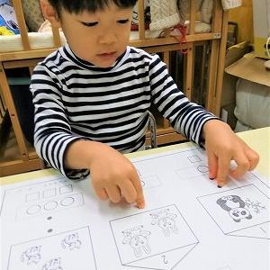 11月27日の幼児教室のご様子♬