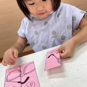 7月23日の幼児教室のご様子。