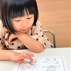 8月1日の幼児教室のご様子♬