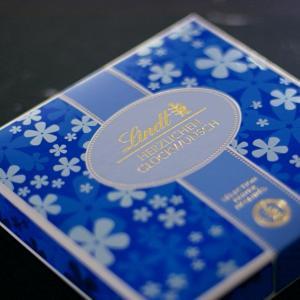 ドイツでも大人気リンツチョコレート 贈り物には欠かせない!
