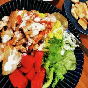 【レシピブログ】NY屋台の味!チキンオーバーライス