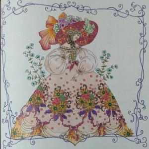 鏡の国の衣装美術館3 19世紀末のロマンティック時代②