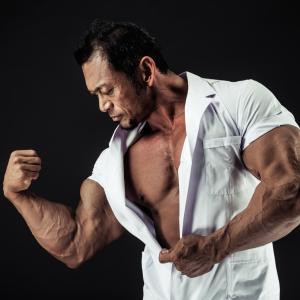 筋肉をファッションに!マッチョのためのマッチョ用ブランド特集
