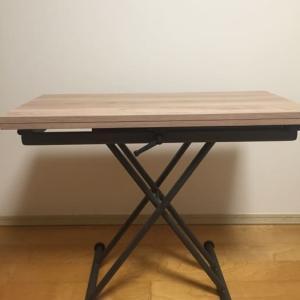 テレワーク用に購入したリフティングテーブル メリットとデメリットについて