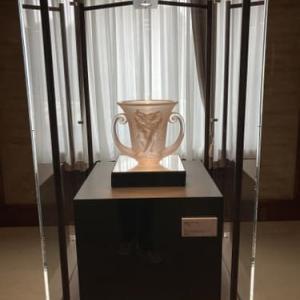 東京都庭園美術館で『ルネ・ラリック リミックス 時代のインスピレーションをもとめて』を観てきました