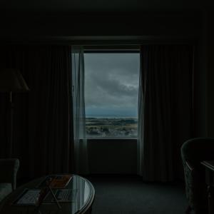 会津から裏磐梯を抜けホテルリステル猪苗代に宿泊した